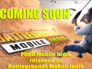 PUBG Mobile India relaunch as Battlegrounds Mobile India
